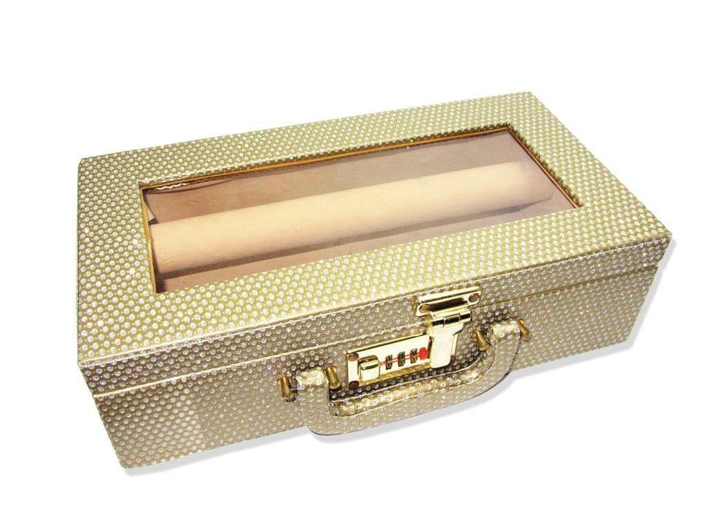 Wedding Golden Bangle Box Golden Bangle