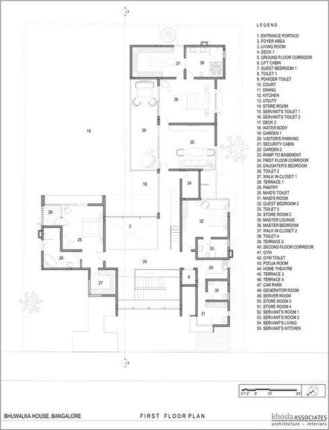 bh_240115_16 | Architectural house plans, House floor plans ... on