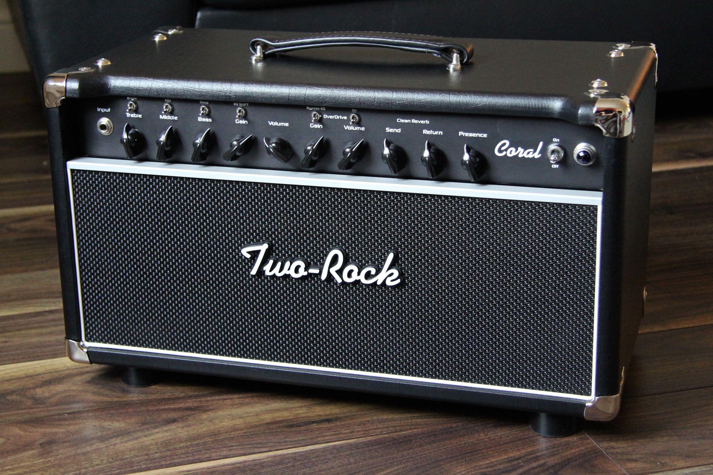 Two Rock Coral   Valve amplifier, Rock, Amp