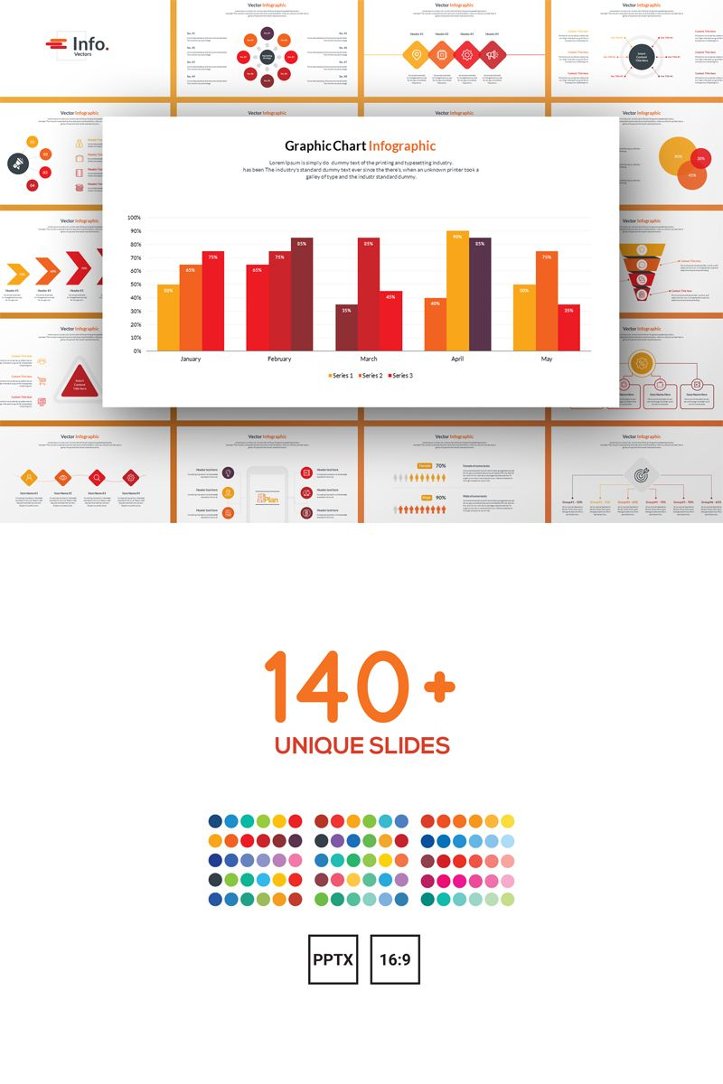 Infographic Only Infographic Powerpoint Template Web Template