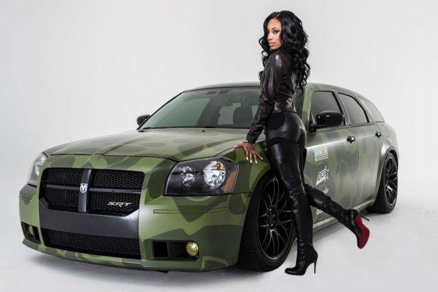 Distinct Life X Agi Custom Car Wraps Available Now 01 Dodge Magnum