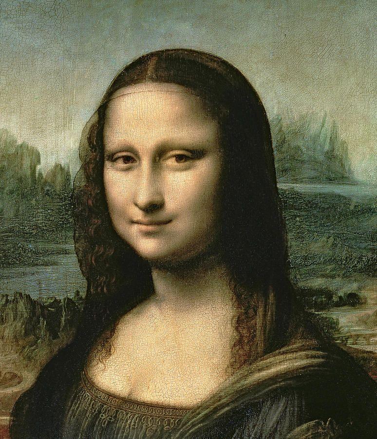 Mona Lisa By Leonardo Da Vinci La Joconde Leonardo De Vinci Leonard De Vinci