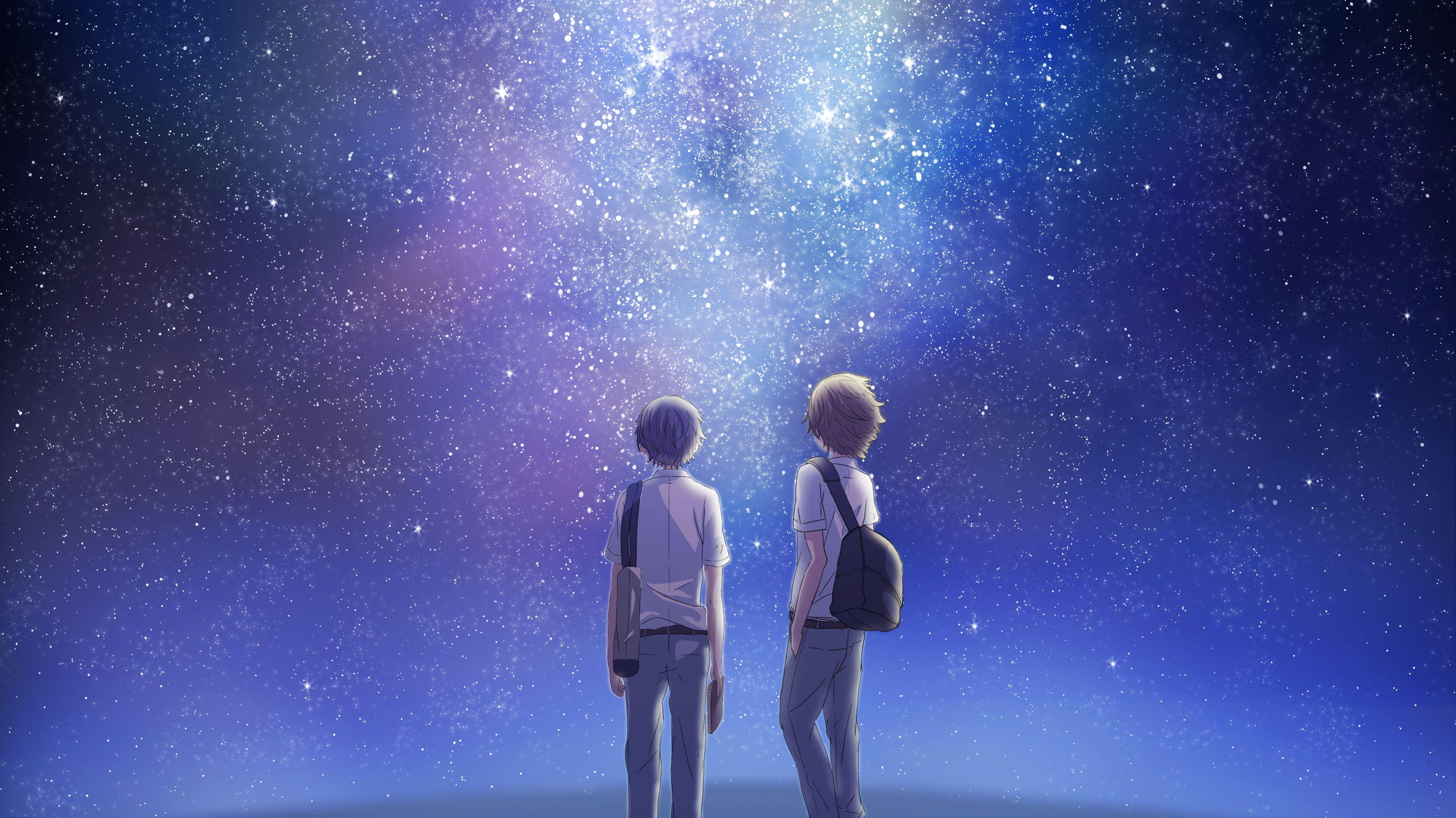 Anime Your Lie In April Kousei Arima Ryota Watari 4k Wallpaper Hdwallpaper Desktop Your Lie In April Hd Wallpaper Anime Aesthetic anime wallpaper your lie in