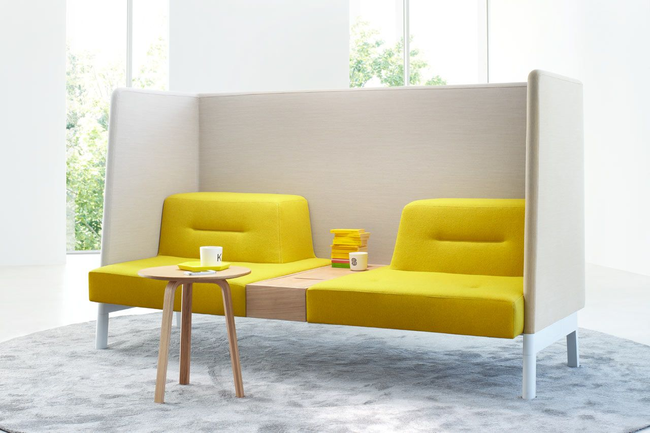 Flexible Office Furniture Meeting Relaxation Privacy The Future