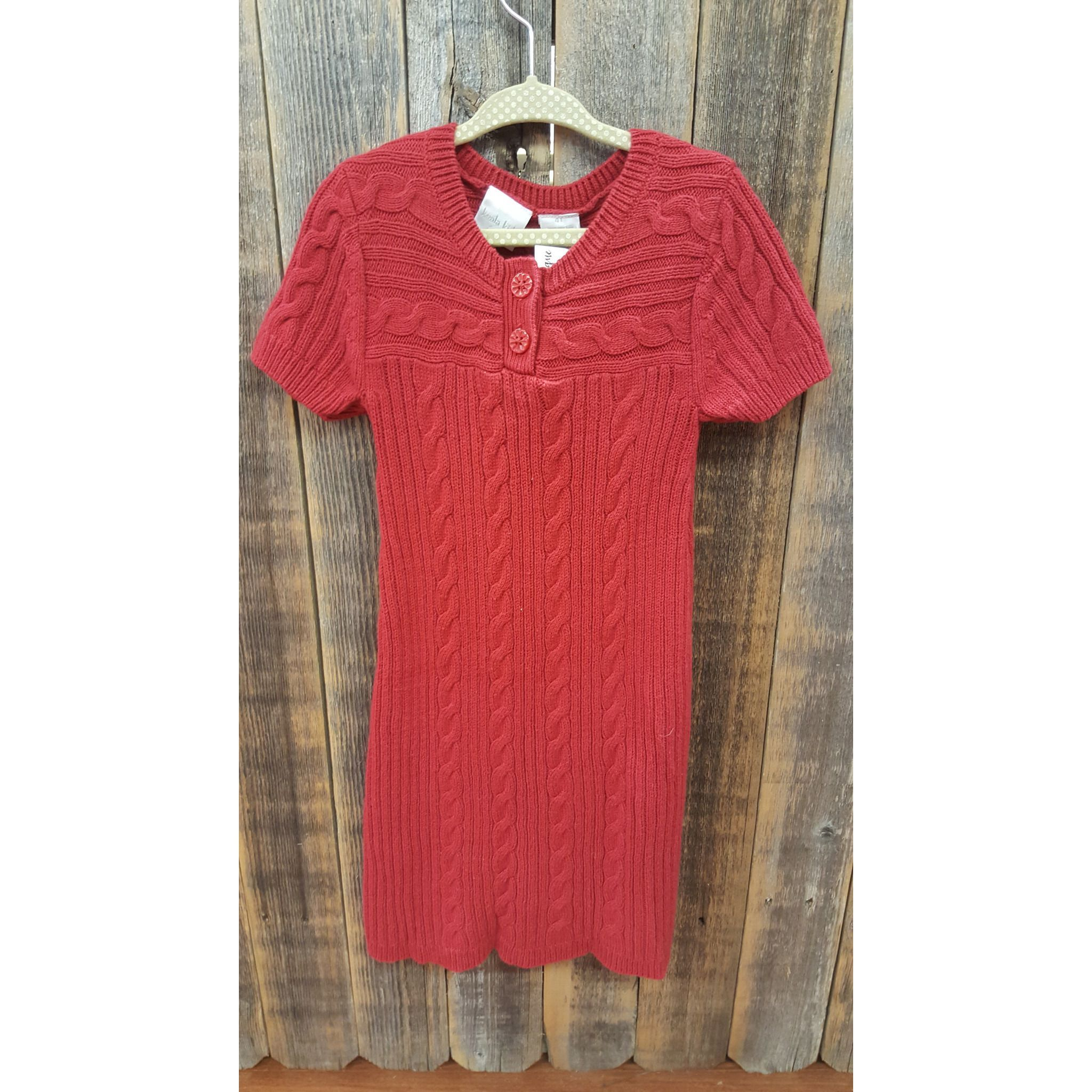 koala kids red sweater dress size 4t | Products | Pinterest | Red ...