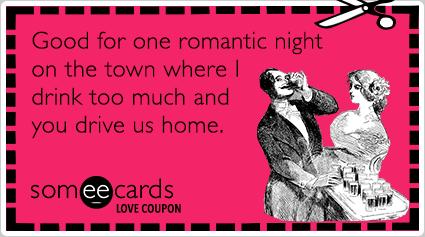 Funny flirting cards