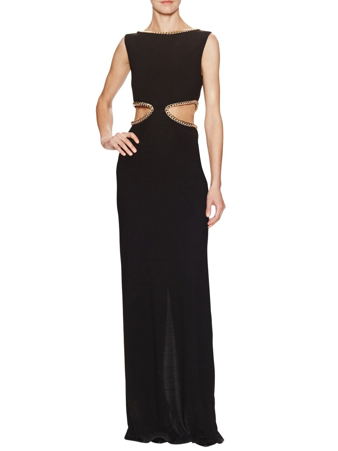 Jacey Midriff Cut-Out Dress by Rachel Zoe at Gilt