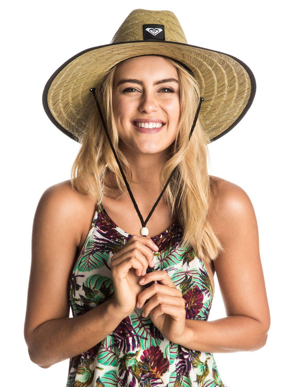 dd26b0a61cf5 Tomboy Lifeguard Hat en 2019 | outfits | Sombreros, Ropa y Roxy
