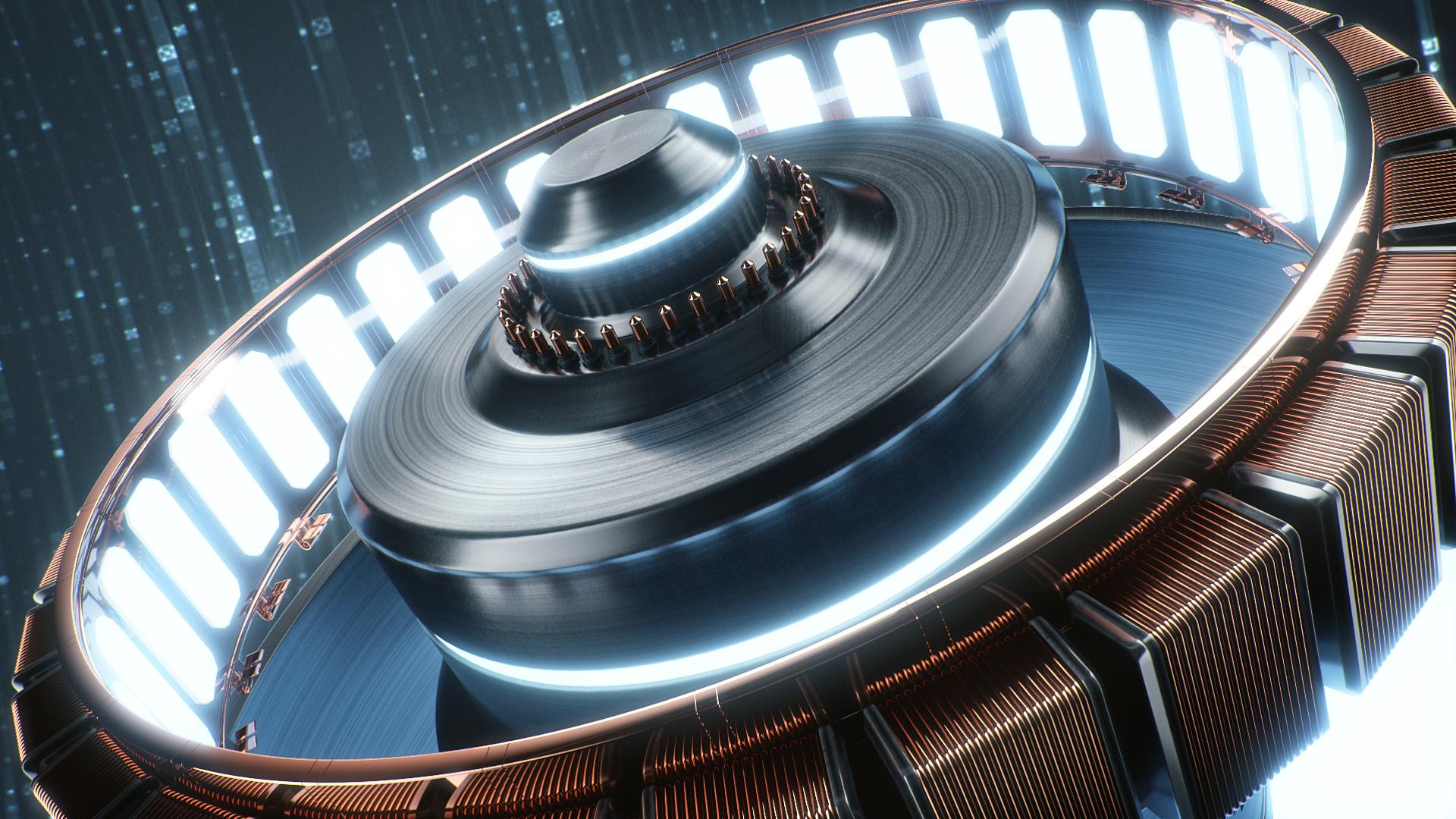 Gosudarstvo ID on Behance Behance, Motion graphics, 3d