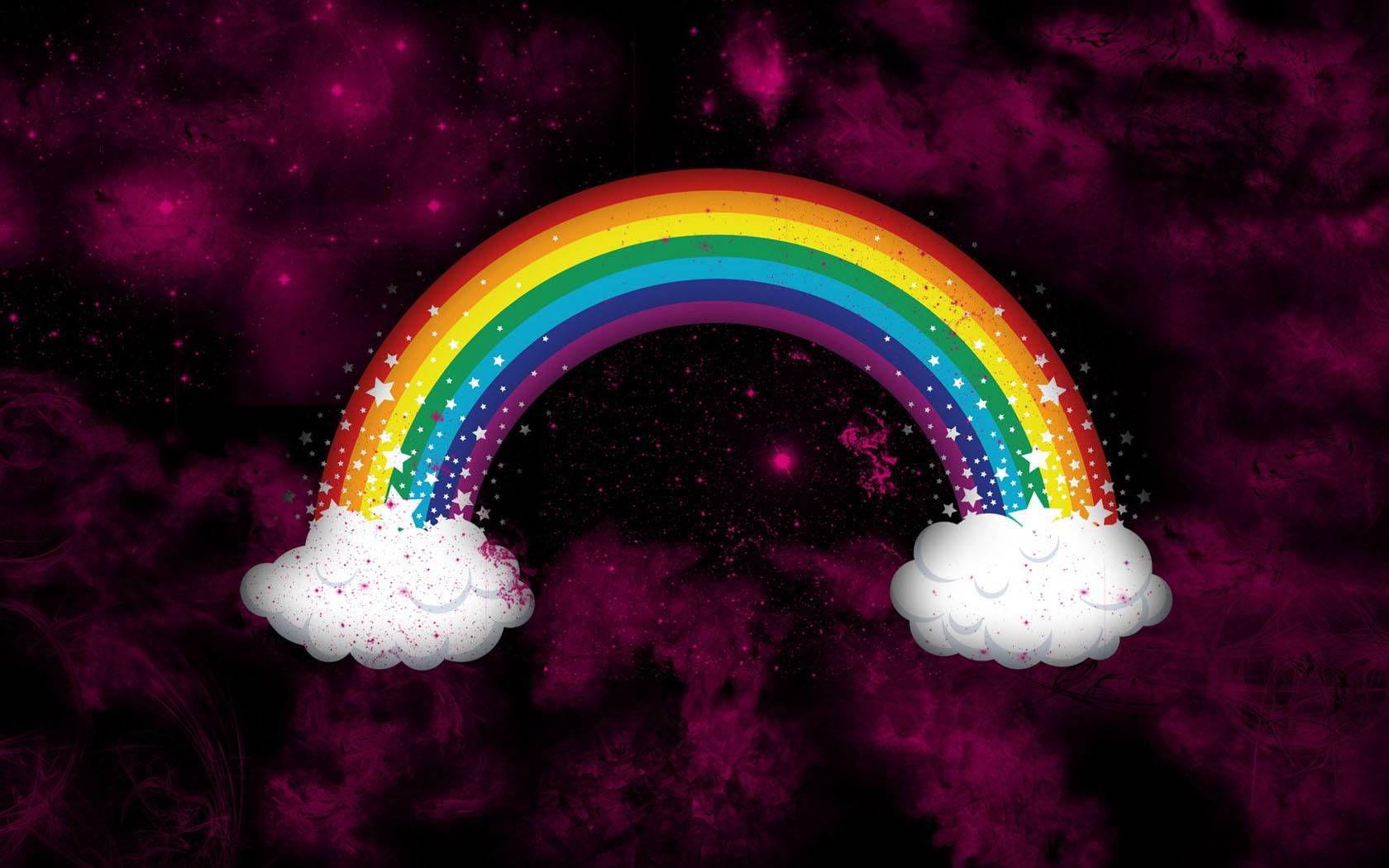 Online Get Cheap Rainbow Kids Wallpaper  Alibaba