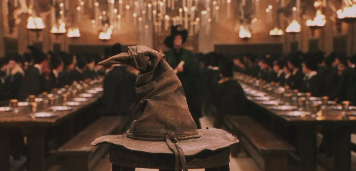 This Sorting Hat Will Choose Your Hogwarts House Based On Your Preferences-- I got Ravenclaw! While there could have been more questions, this was a cute quiz.