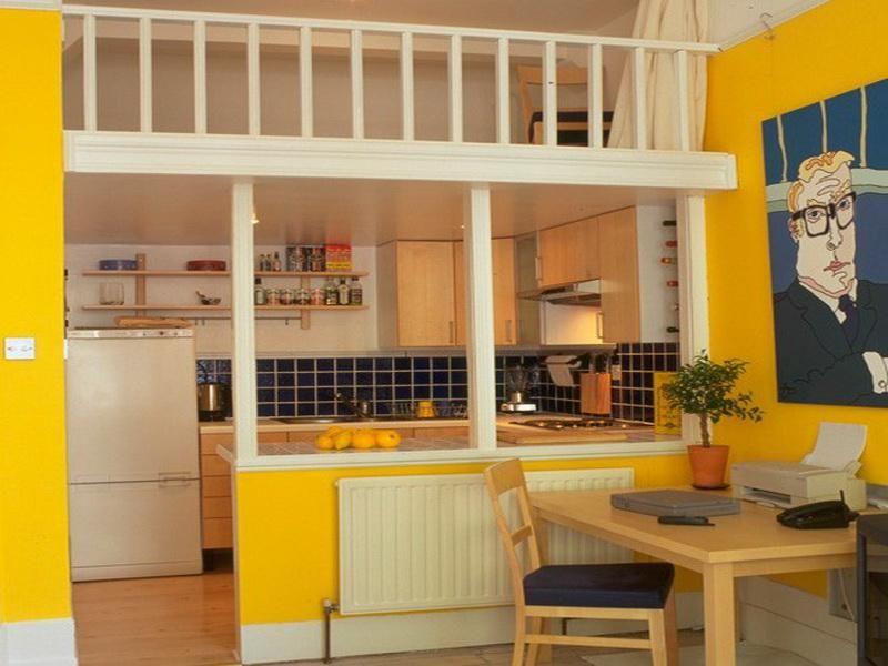 Kleine Küche Design Foto Galerie Mit Modernem, Platzsparendem Design ...