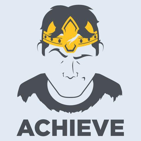 Achievement Hunter Mad King Ryan Art   king ryan   Achievement