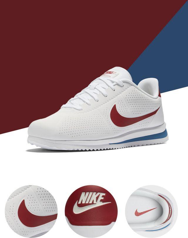 modischer Stil schöner Stil angenehmes Gefühl Cortez Ultra Moire | Shoes I like | Cortez ultra, Nike ...