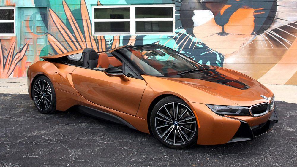 The 2019 BMW i8 Roadster. Bmw i8, Bmw, Roadsters