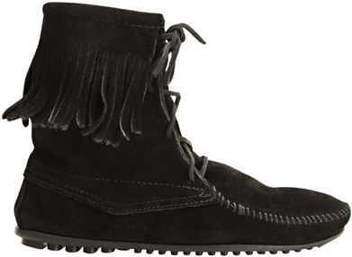 Minnetonka Tramper Ankle Hi Boot For My Bday Boots Women Shoes Ankle
