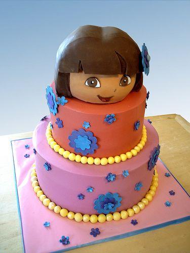 dora Dora cake