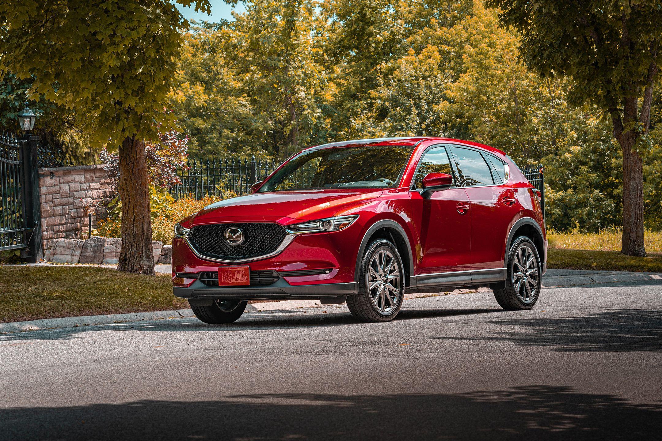 Mazda Cx 5 2019 Vs 2020 Review And Price 2020