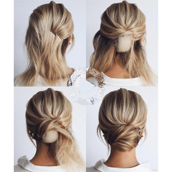 5 Consejos De Peinado Para Cabello De Novia De Larga Duracion In 2020 Long Hair Styles Short Wedding Hair Wedding Hairstyles For Long Hair