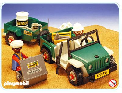 I Just Loved My Playmobil Jeep Box Set 3532 Ngorongoro Expedition Playmobil Juguetes Animales De Papel