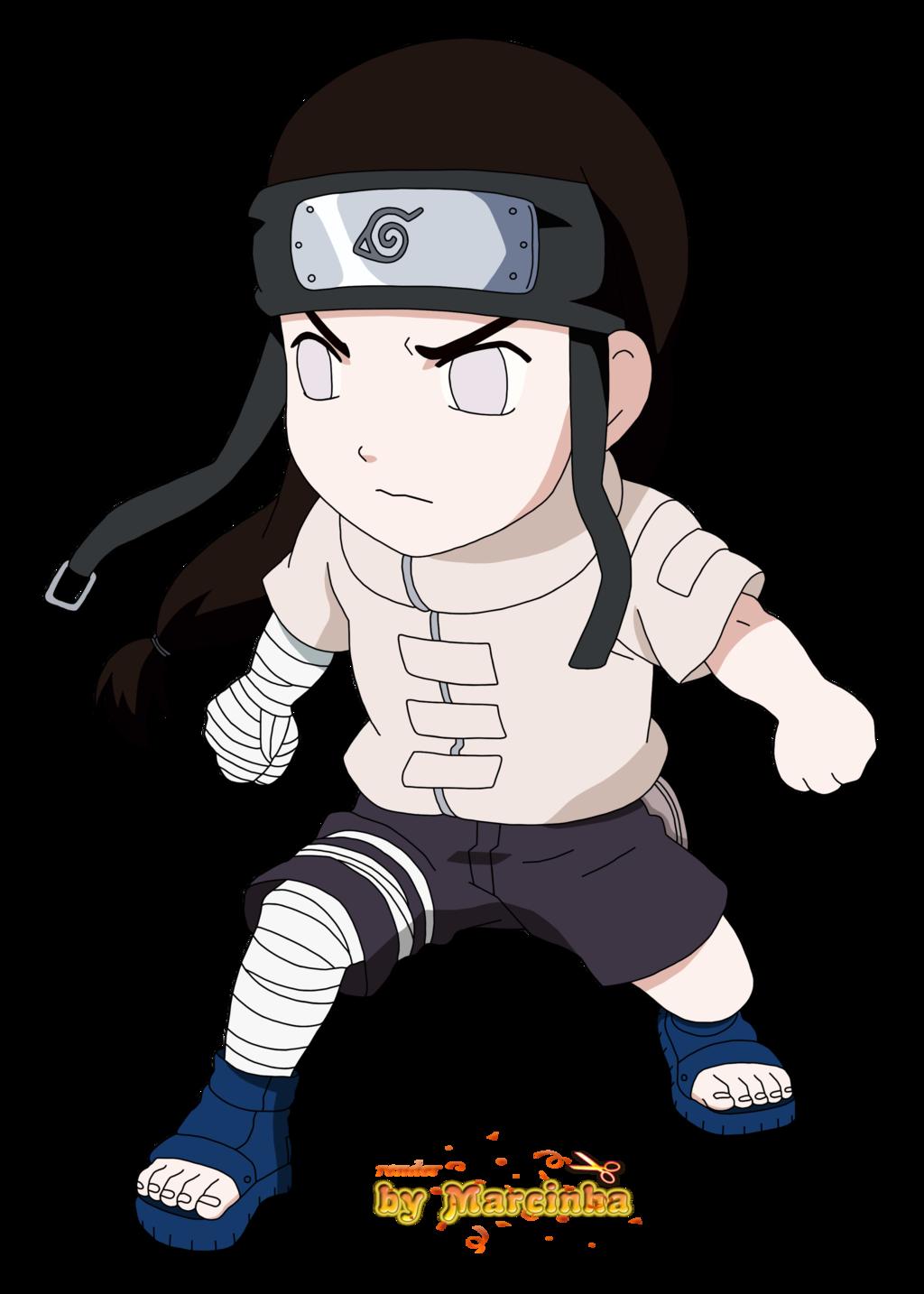Render Chibi Neji by Marcinha20 | All Naruto XD ...