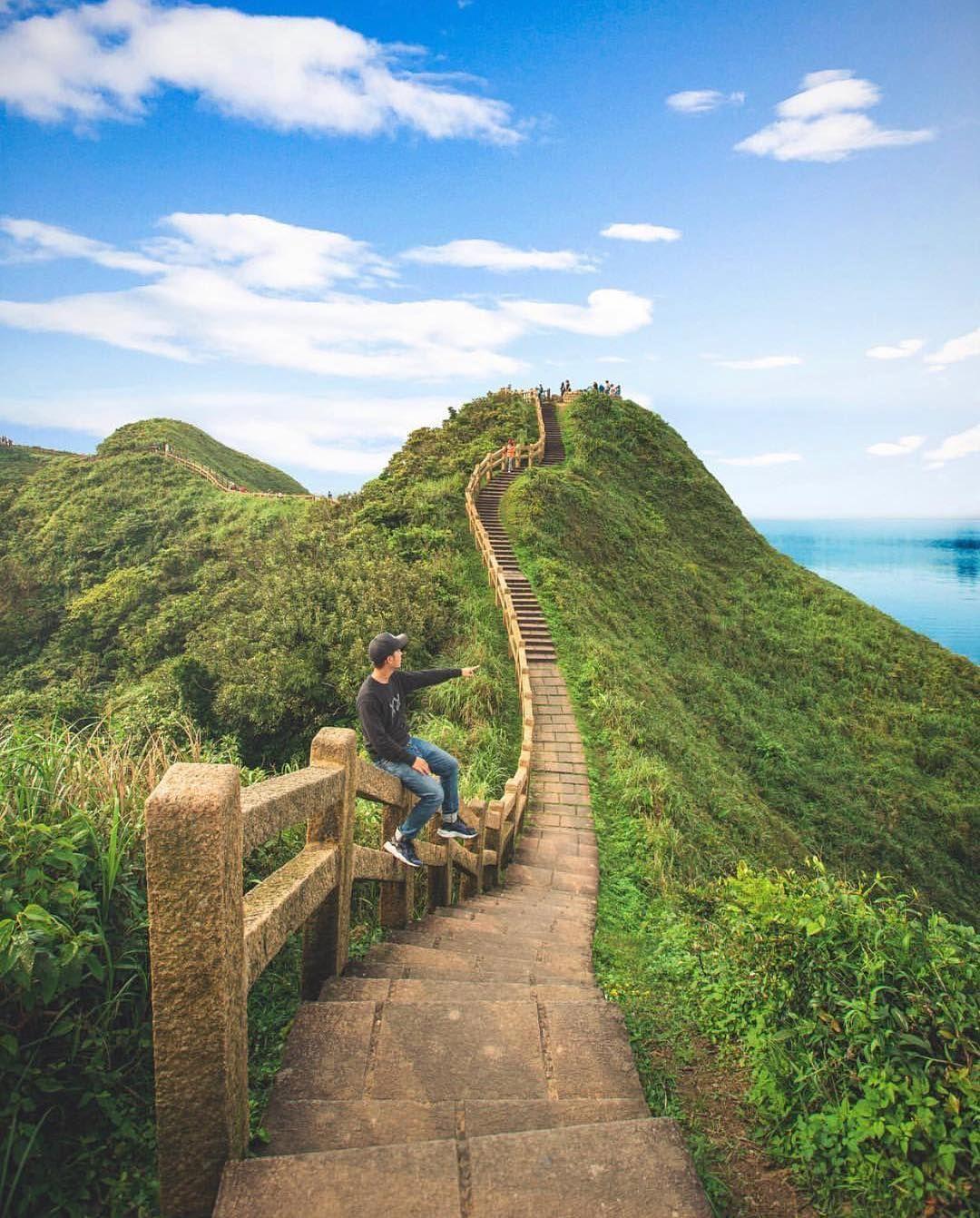 Bitou Cape Hiking Trail Ruifang Hiking Trails Tourism Day Hike