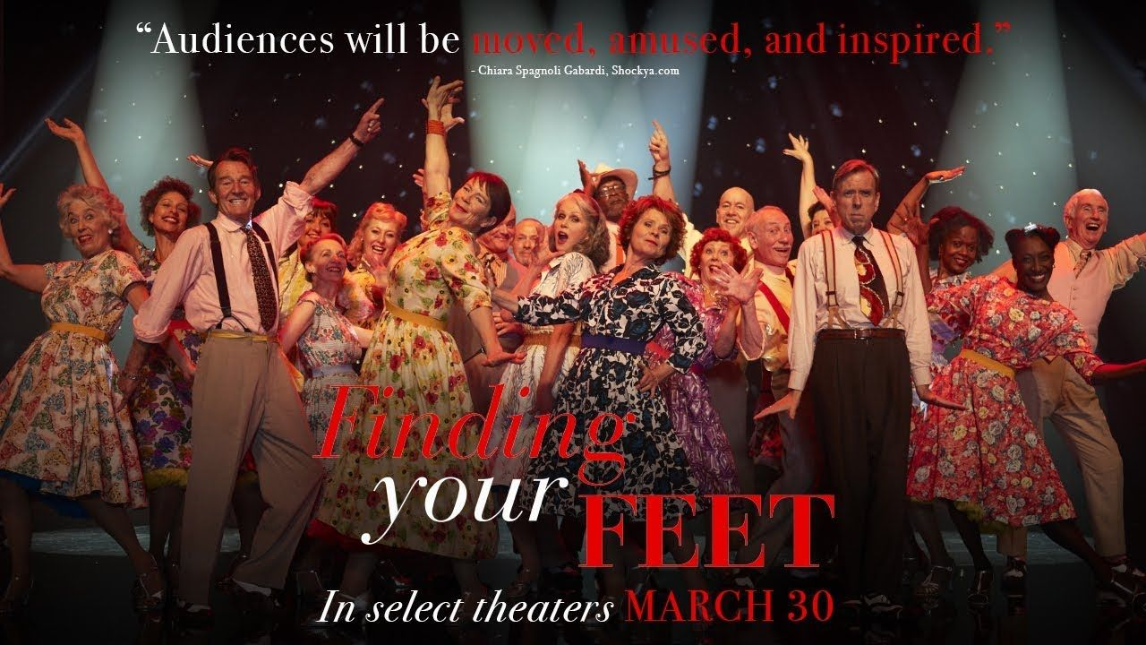 FINDING YOUR FEET Official Trailer In select theaters