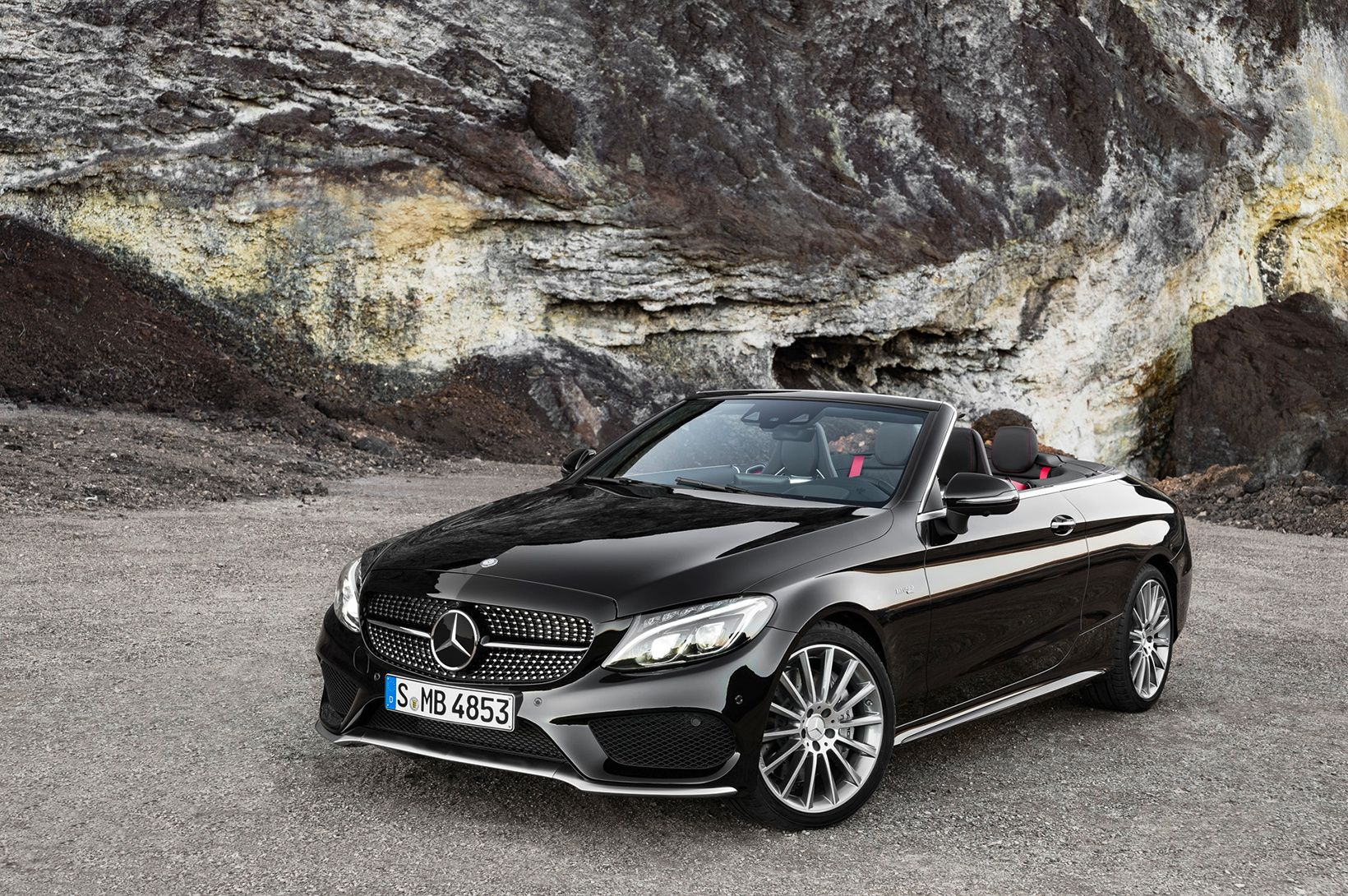 Mercedes Benz Returns To Compact Convertibles With The C Class