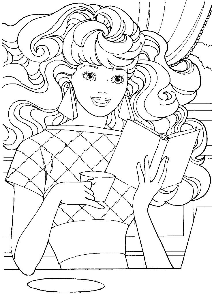 Pin By Fran Martin On Barbie Coloring Part 2 Barbie Coloring Barbie Coloring Pages Coloring Pages