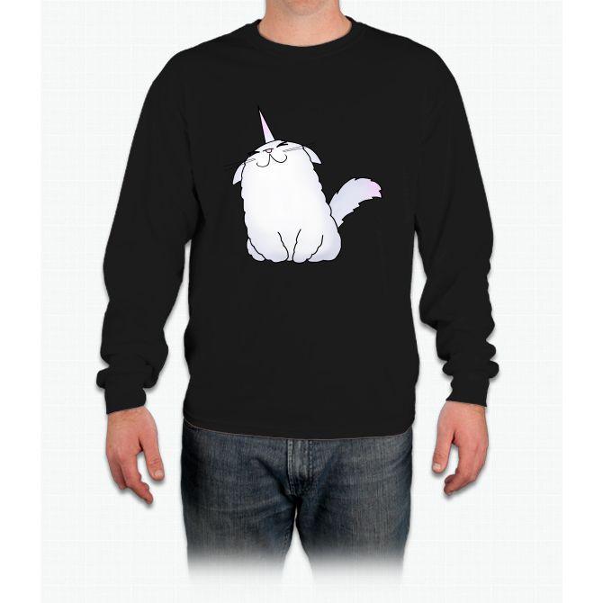 Majestic Af Unicorn Long Sleeve T-Shirt