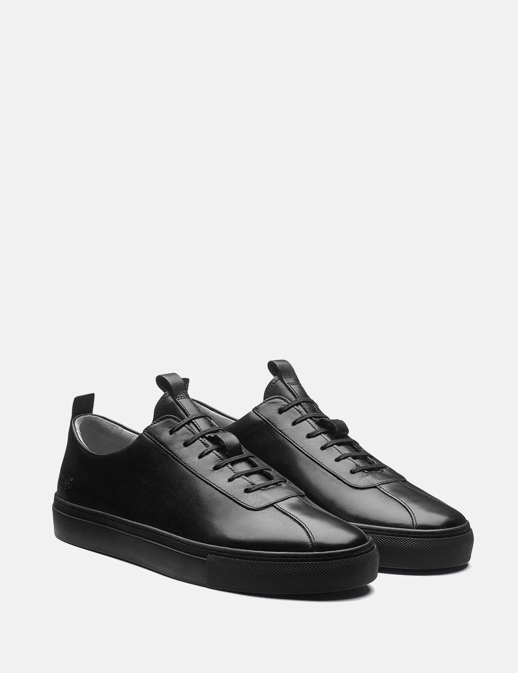 75c4a86fe76d Grenson Sneakers 1 (Leather) in Black Black in 2018