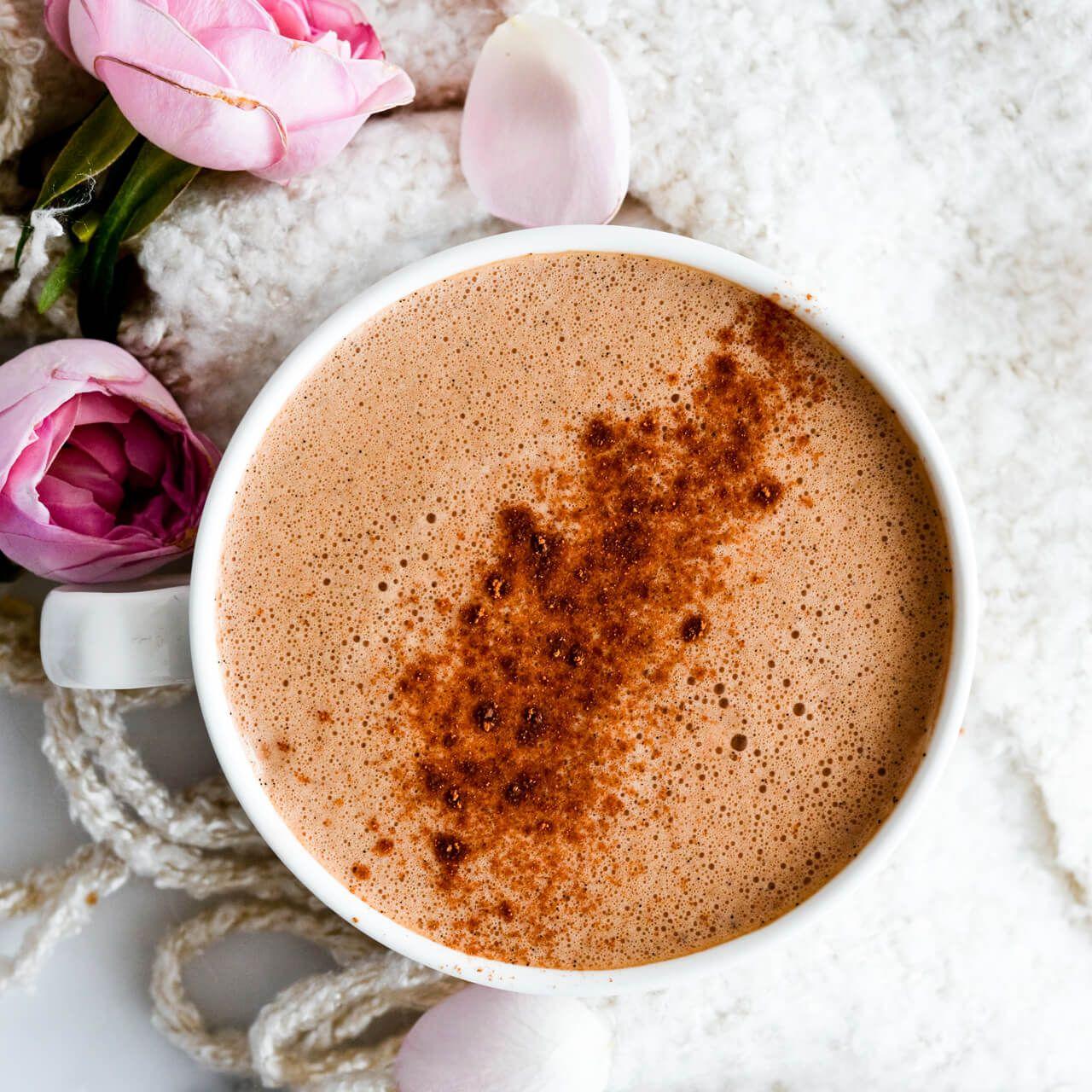 Hot chocolate protein coffee recipe hot chocolate