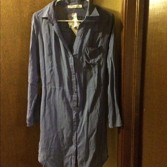 Stella Boutique button up dress New small Stella rae  Dresses Mini
