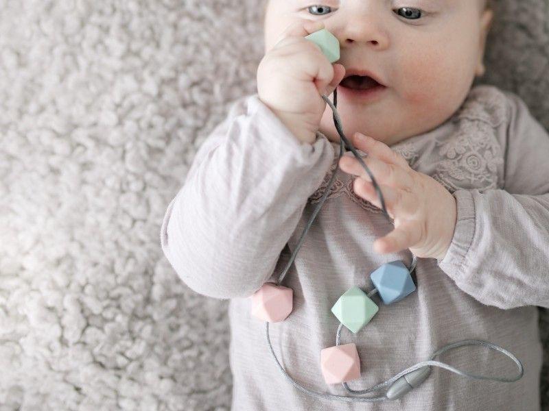 By Pinja -silikonikorut #necklace #pastels