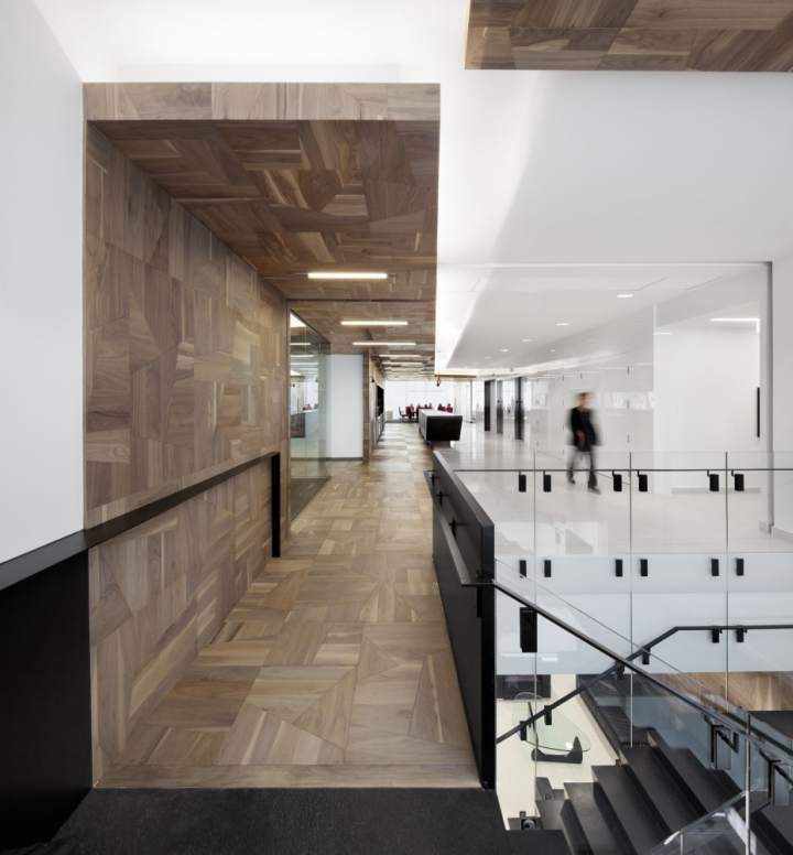 Interior Design Office Montreal: » Broccolini Construction Offices By Rubin Et Rotman