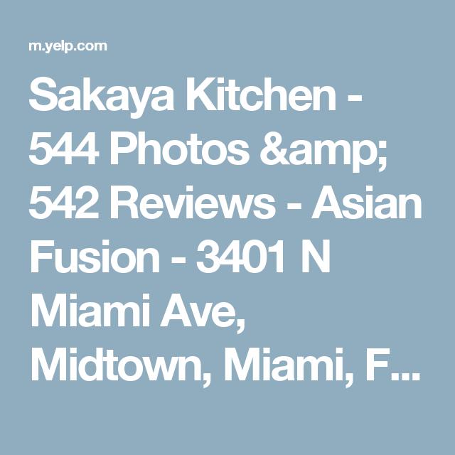 Sakaya Kitchen Menu Midtown Miami Wow Blog