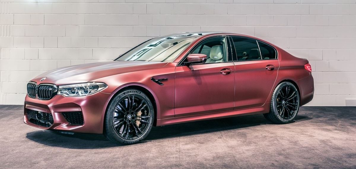 Bmw M5 First Edition 1of 400