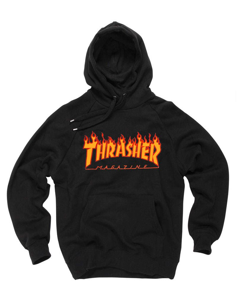 Thrasher Magazine Unisex Adult Hoodie   Price   31.75     tees eacc1a4cbc0d