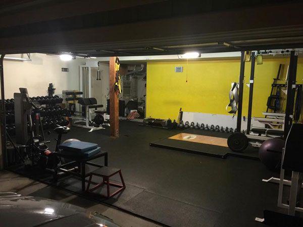 Inspirational garage gyms ideas gallery pg home garage