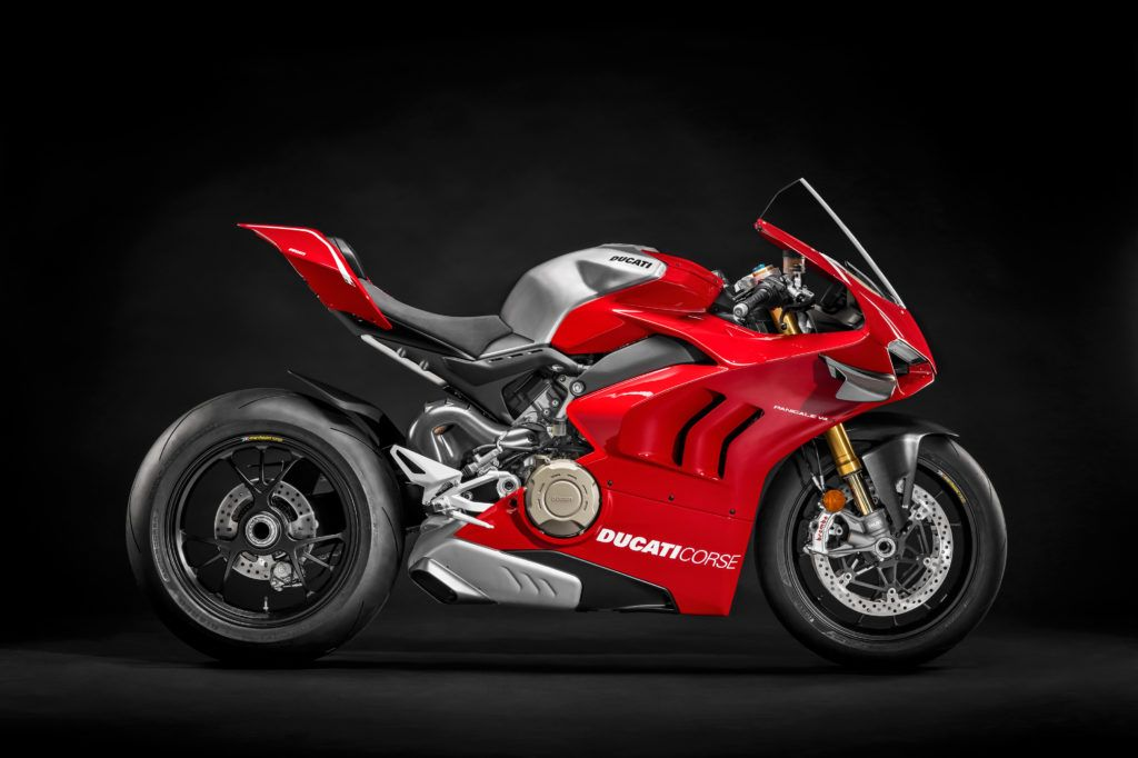 The Ducati Panigale V4r Might Be The Most Terrifyingly Awesome