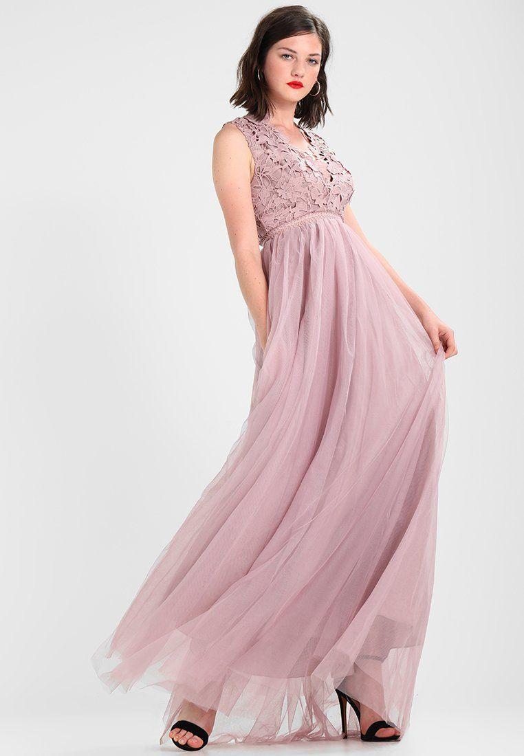 true decadence tall dress - ballkleid - lilac - zalando.de