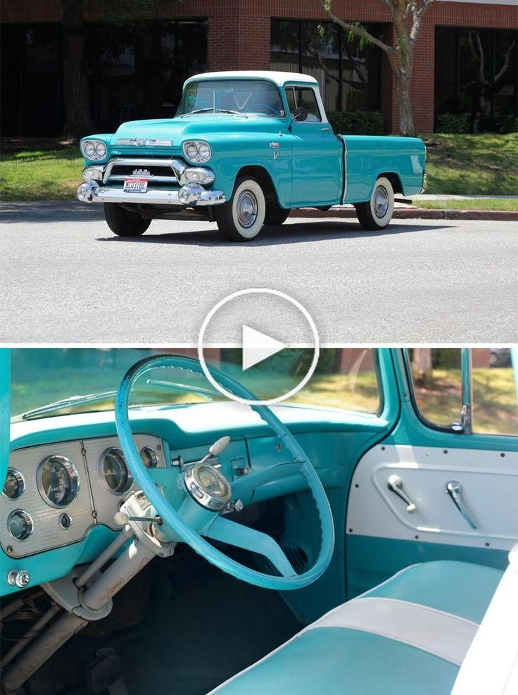 1958 gmc series 1018 pickup once owned by steve