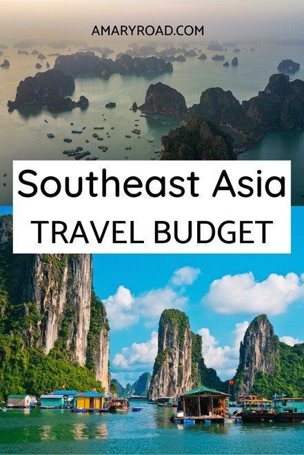 Here is the ultimate Southeast Asia travel budget you only need! Will tackle the budget for all Southeast Asian countries plus extra tips! #southeastasia #travelbudget #southeastasiatravel #travelsafe #traveltips #bucketlisttravel #travelideas #travelguide #amazingdestinations #traveltheworld via @amaryroad