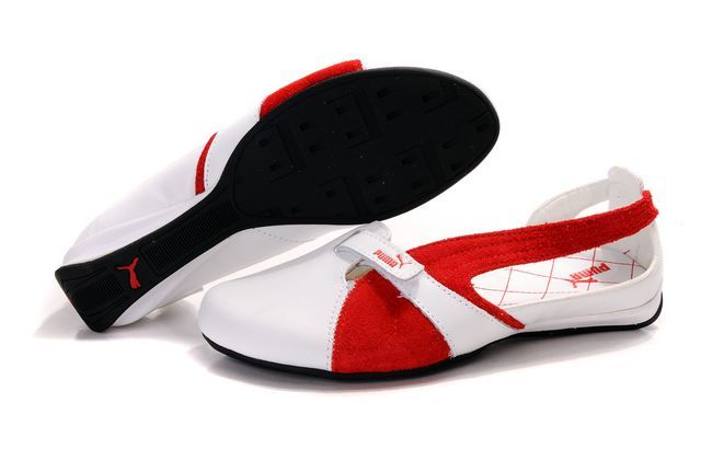 motivo impaciente imagen  Puma Espera III Ballerina Flat Shoes For Women | Puma sandals, Cheap puma  shoes, Red shoes