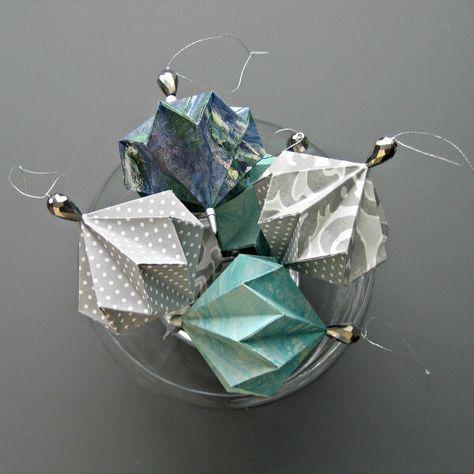 Photo of Beste Tipps für die Herstellung von drei Arten von Origami-Ornamenten … hier ist die erste #origa …