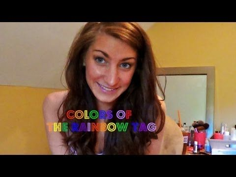 Colors of the Rainbow Tag - YouTube
