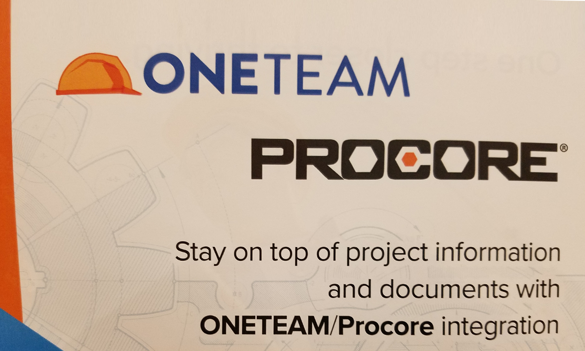 Construction Blue Book >> The Blue Book Network Announces The Integration Of Oneteam
