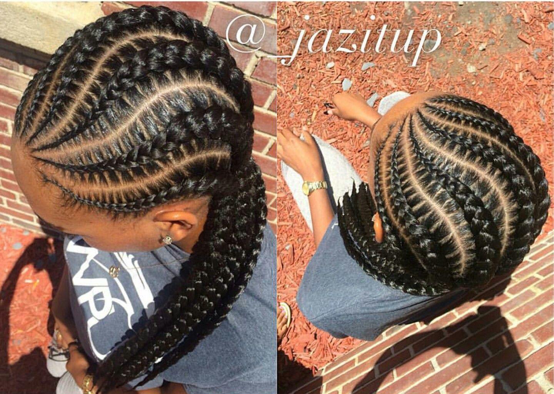 Black Hair Braiding Styles: Pinterest : ItsMidreem 😘 Twitter : ItsMidreem 🤪 Snapchat