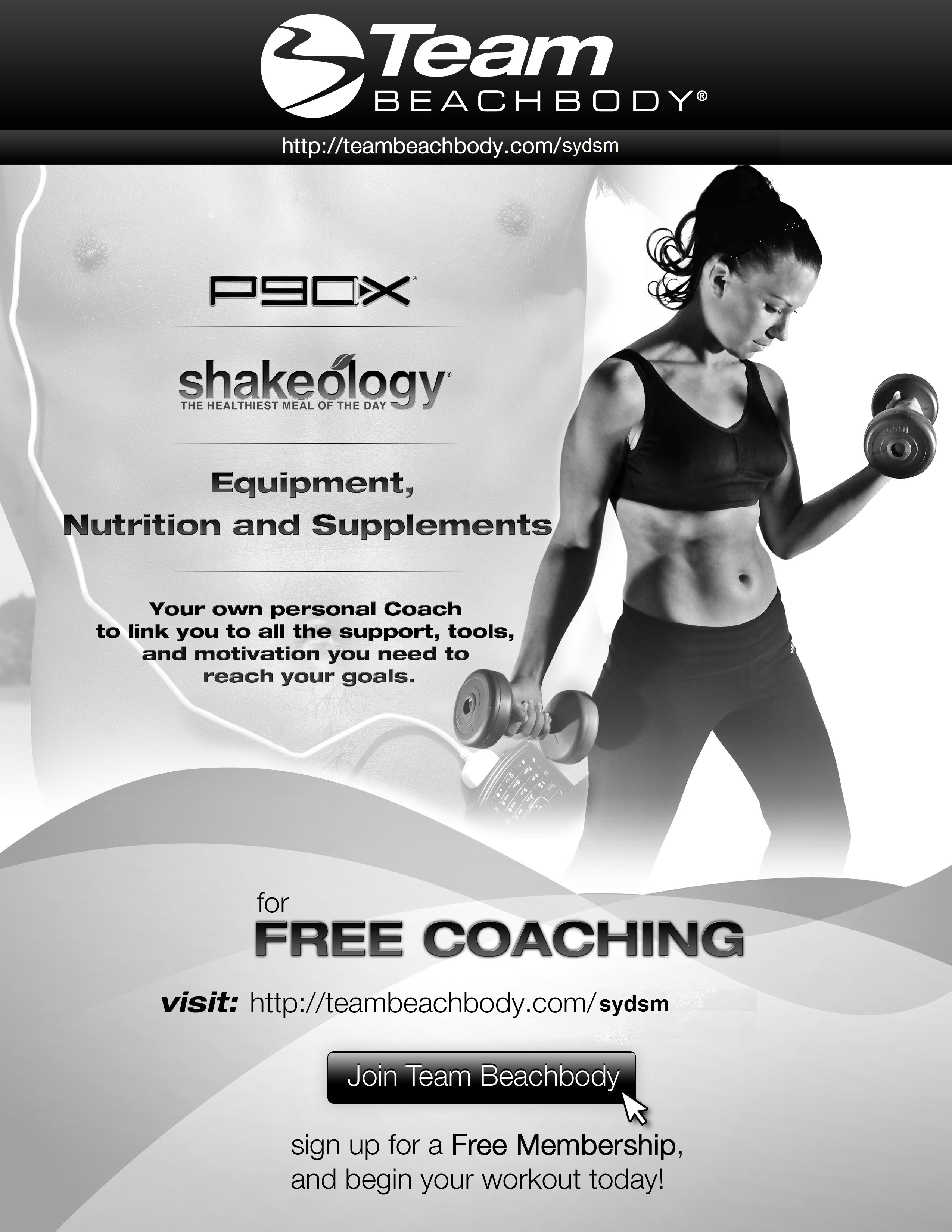 You Can Be A Beachbody Coach Too Sign Up Now And Get 25
