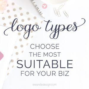 Logo Types - Which is the Best for Your Biz?